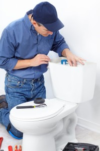 Inexpensive, fast toiler leak repair service in San Mateo by local plumbers.